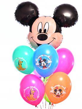 Букет из шаров «Микки Маус»