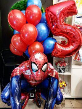 Человек паук -Любимый Герой