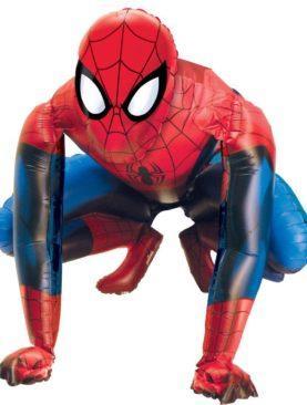 Большая фольгированная фигура Человек-паук