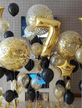 Большой набор на день рождения